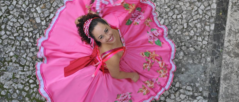 Oficina de Danças Brasileiras: Samba de Roda - 14.10