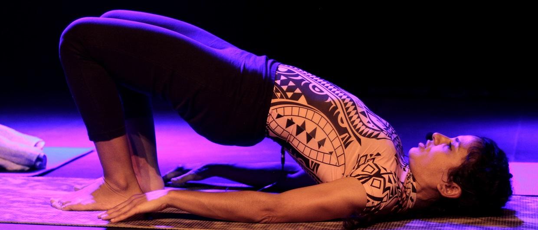 Prática de Yoga YoGamboa: Anahata chakra – Abra o coração - 02.12