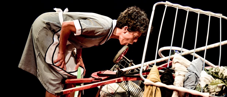 REPLAY GAMBOA - Teatro: Inferno - 24.04